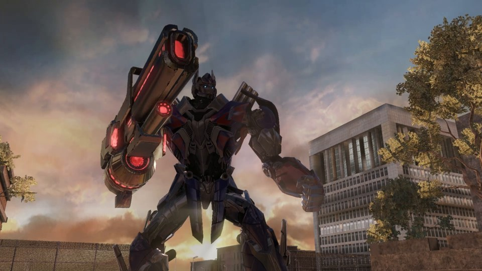 Transformers: Rise of the Dark Spark Video 1