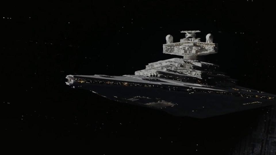 Rogue One: A Star Wars Story Screenshot 1