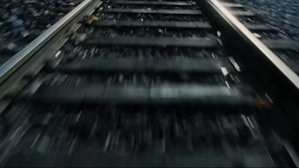 The Girl on the Train Screenshot 1