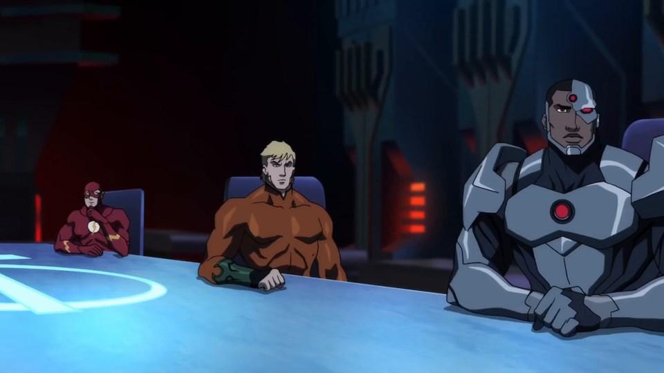 Justice League Dark Screenshot 1
