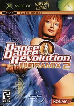 Dance Dance Revolution Ultramix 2 Xbox Box Art