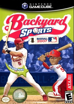 backyard sports baseball 2007 customer review decent game