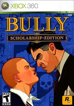 Bully: Scholarship Edition Xbox 360 Box Art