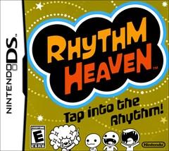 Rhythm Heaven Nintendo DS Box Art