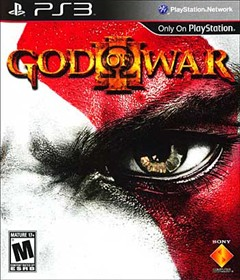 God of War III PlayStation 3 Box Art