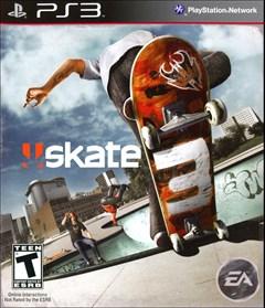 Skate 3 PlayStation 3 Box Art