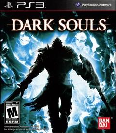 Dark Souls PlayStation 3 Box Art