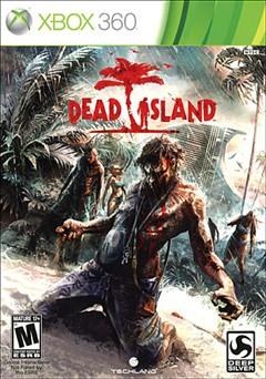 Dead Island Xbox 360 Box Art