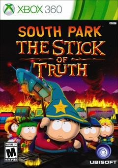 South Park: The Stick of Truth Xbox 360 Box Art