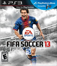 FIFA Soccer 13 PlayStation 3 Box Art