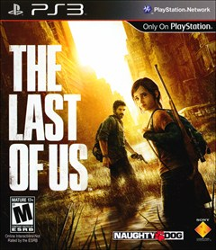 The Last of Us PlayStation 3 Box Art