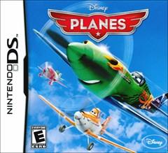 Disney Planes Nintendo DS Box Art