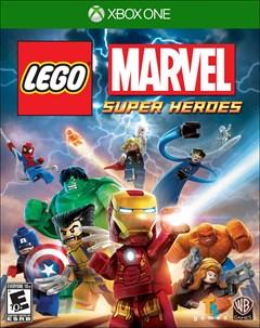 LEGO: Marvel Super Heroes Xbox One Box Art