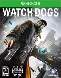 Watch Dogs Xbox One Box Art
