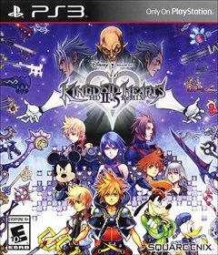 Kingdom Hearts HD 2.5 ReMIX PlayStation 3 Box Art