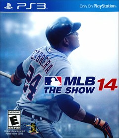 MLB 14: The Show PlayStation 3 Box Art