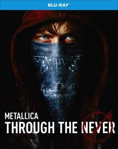 Metallica: Through the Never Blu-ray Box Art