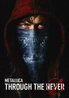 Metallica: Through the Never DVD Box Art