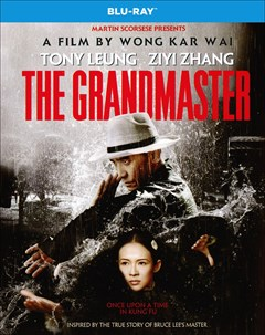 The Grandmaster Blu-ray Box Art