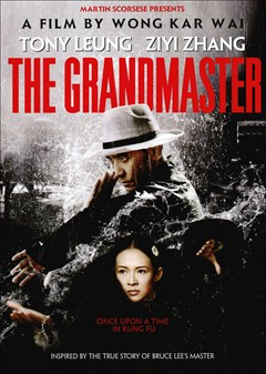 The Grandmaster DVD Box Art