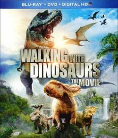 Walking with Dinosaurs Blu-ray Box Art