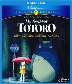 My Neighbor Totoro Blu-ray Box Art