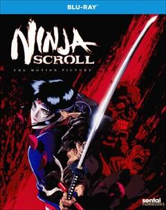 Ninja Scroll Blu-ray Box Art