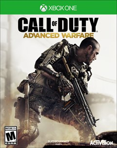 Call of Duty: Advanced Warfare Xbox One Box Art