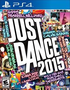 Just Dance 2015 PlayStation 4 Box Art