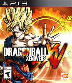 Dragon Ball: Xenoverse PlayStation 3 Box Art