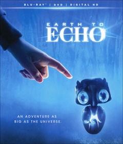 Earth to Echo Blu-ray Box Art