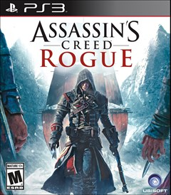 Assassin's Creed: Rogue PlayStation 3 Box Art
