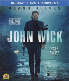 John Wick Blu-ray Box Art