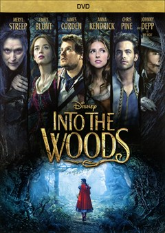 Into the Woods DVD Box Art