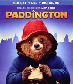 Paddington Blu-ray Box Art