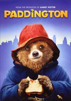 Paddington DVD Box Art