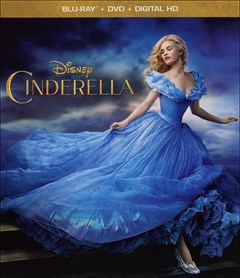 Cinderella Blu-ray Box Art