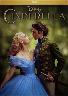 Cinderella DVD Box Art