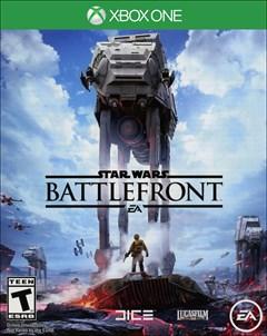 Star Wars: Battlefront Xbox One Box Art