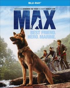 Max Blu-ray Box Art