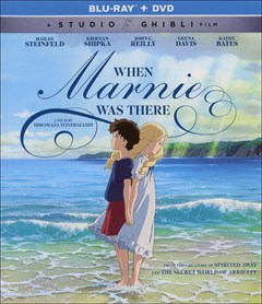When Marnie Was There Blu-ray Box Art