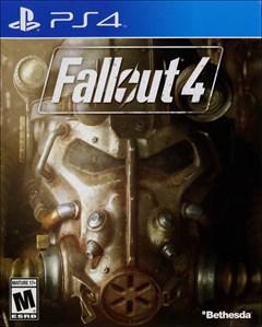 Fallout 4 PlayStation 4 Box Art