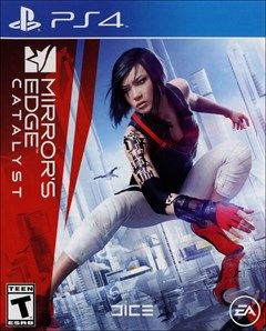 Mirror's Edge Catalyst PlayStation 4 Box Art
