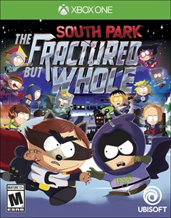 South Park: The Fractured But Whole Xbox One Box Art