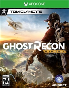 Tom Clancy's Ghost Recon: Wildlands Xbox One Box Art