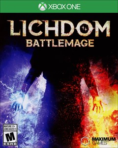 Lichdom: Battlemage Xbox One Box Art