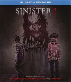Sinister 2 Blu-ray Box Art