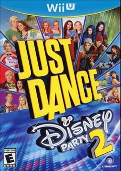 Just Dance: Disney Party 2 Wii U Box Art
