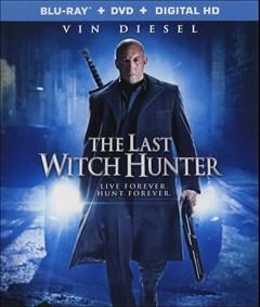 The Last Witch Hunter Blu-ray Box Art