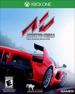 Assetto Corsa Xbox One Box Art